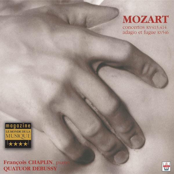 François Chaplin - Concertos pour piano (Transcription pour quatuor à cordes)