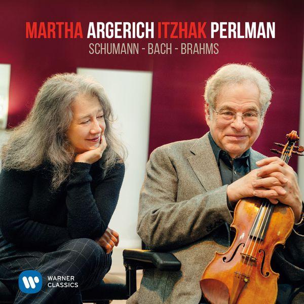 Itzhak Perlman - Perlman & Argerich play Schumann, Bach & Brahms