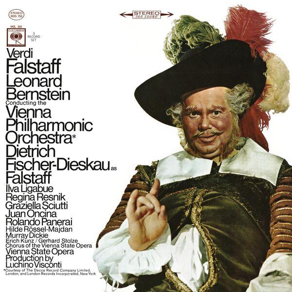 Leonard Bernstein - Giuseppe Verdi : Falstaff