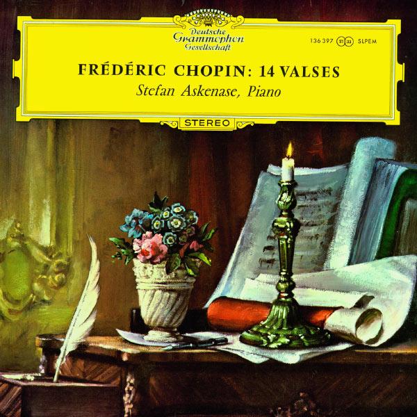 Stefan Askenase - Chopin: 14 Valses
