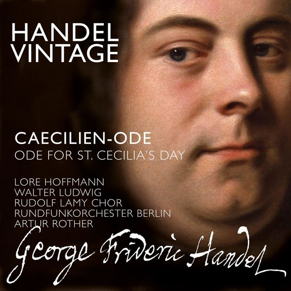 Rundfunkorchester Berlin - Handel: Caecilien-Ode