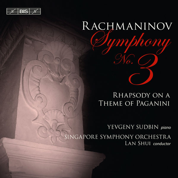 Yevgeny Sudbin - Rachmaninov : Symphony No. 3 - Rhapsody on a theme of Paganini