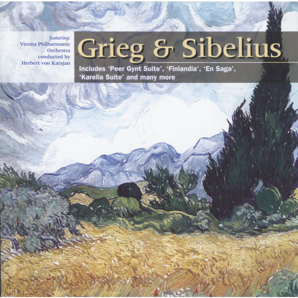 Horst Stein - Music by Grieg and Sibelius