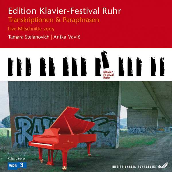 Tamara Stefanovich - New Piano Music by Stroppa, Staud and Hoeller (Edition Klavier-Festival Ruhr Vol. 9 Cd 3) [Live]