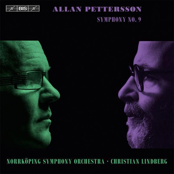 Christian Lindberg|Allan Pettersson : Symphony No. 9