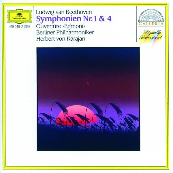 Berliner Philharmoniker - Beethoven: Symphonies Nos.1 & 4