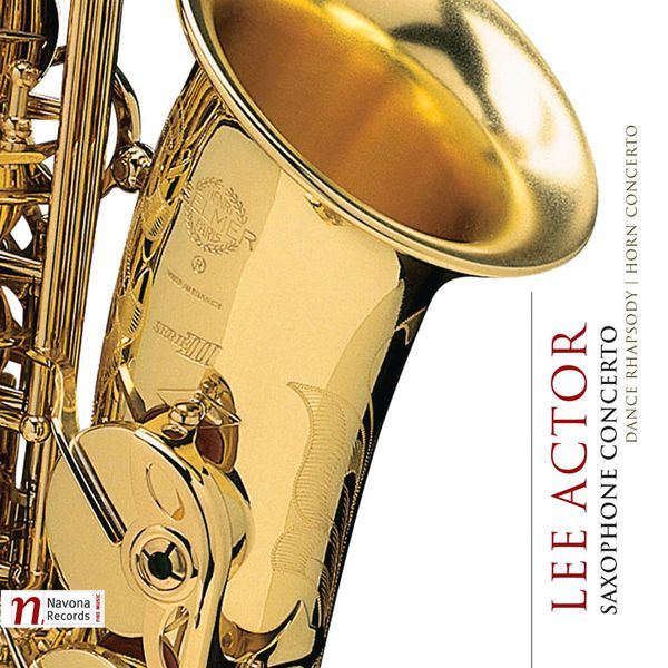 Debra Richtmeyer - Actor: Saxophone Concerto
