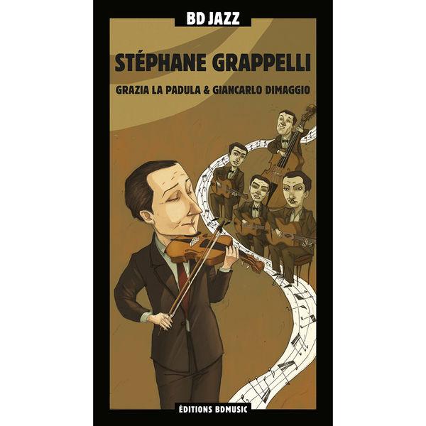 Stephane Grappelli - BD Music Presents Stéphane Grappelli