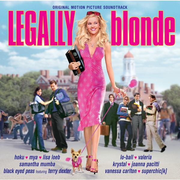 Legally Blonde Playlist 87