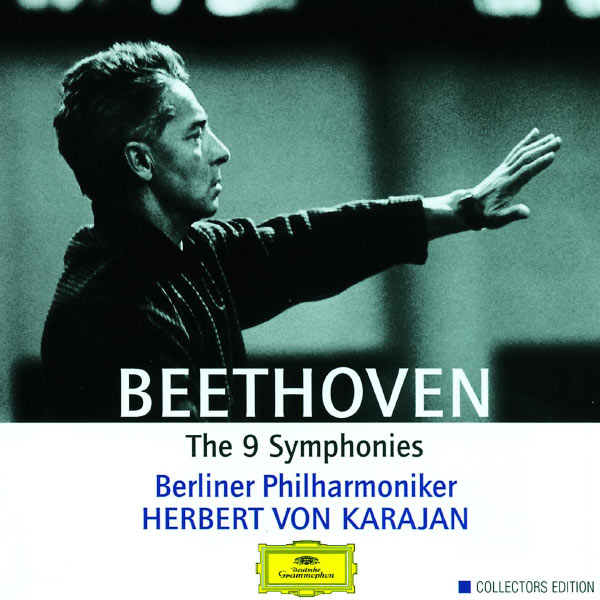 Berliner Philharmoniker - Ludwig van Beethoven : The 9 Symphonies