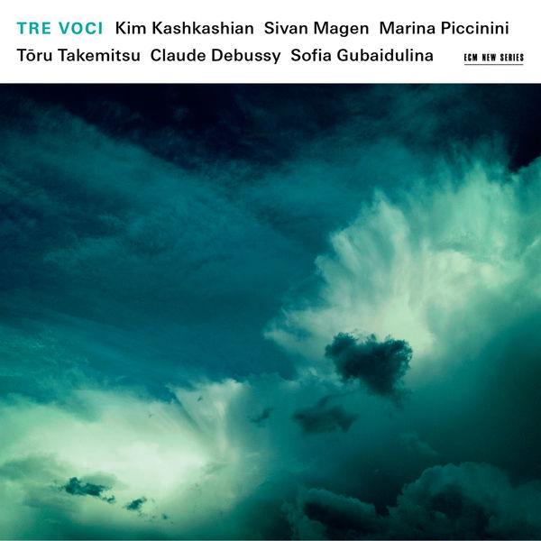 Kim Kashkashian - Toru Takemitsu - Claude Debussy - Sofia Gubaidulina