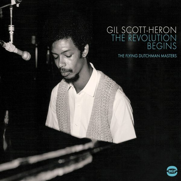 Gil Scott-Heron - The Revolution Begins: The Flying Dutchman Masters