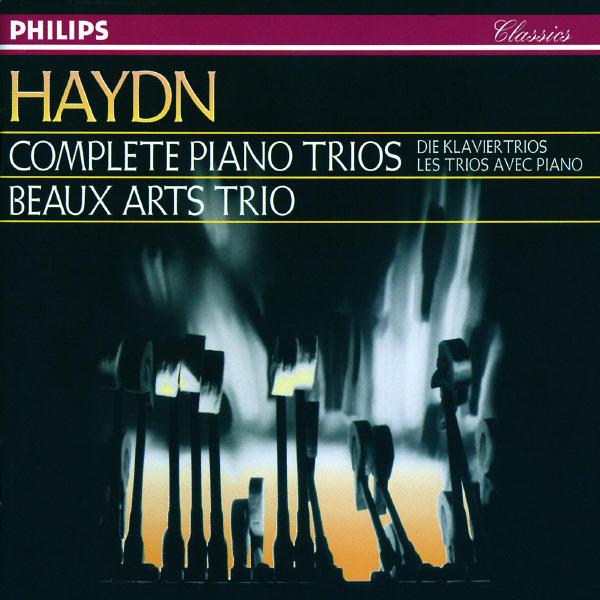 Beaux Arts Trio - Haydn: Complete Piano Trios