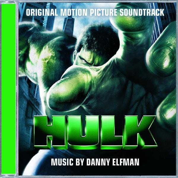Hulk: Original Motion Picture Soundtrack   Danny Elfman