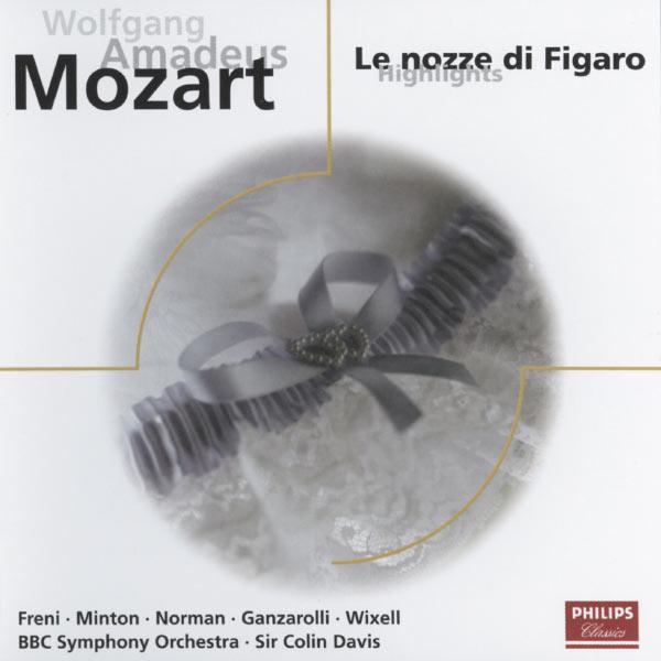 Mirella Freni - Mozart: Le Nozze di Figaro - Highlights
