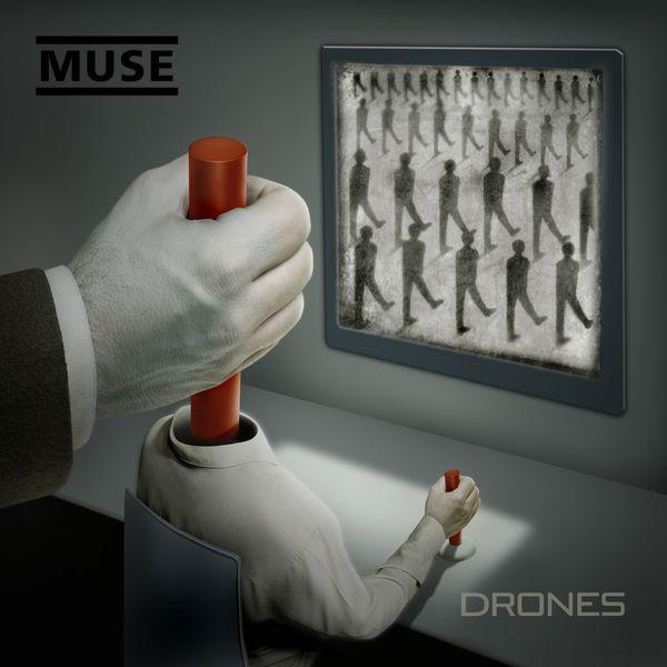 Muse - Drones (Hi-Res Download)