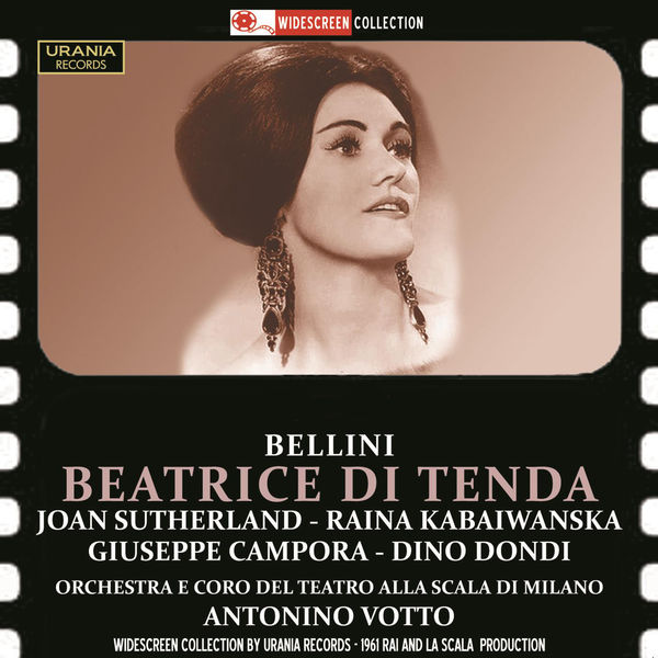 Orchestra del Teatro della Scala di Milano - Bellini: Beatrice di Tenda