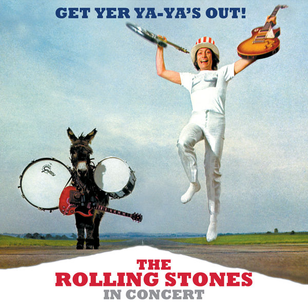 The Rolling Stones - Get Yer Ya-Ya's Out! (40th Anniversary Deluxe Edition)