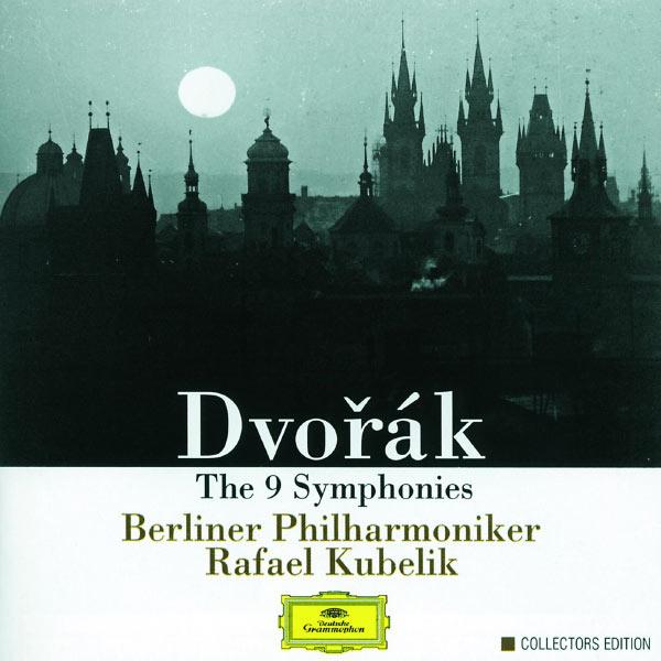 Rafael Kubelik - Dvorak : The 9 Symphonies