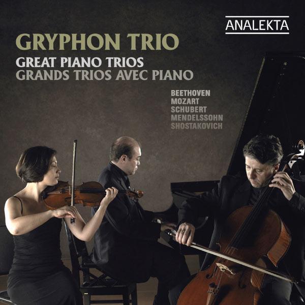 Gryphon Trio - Great Piano Trios