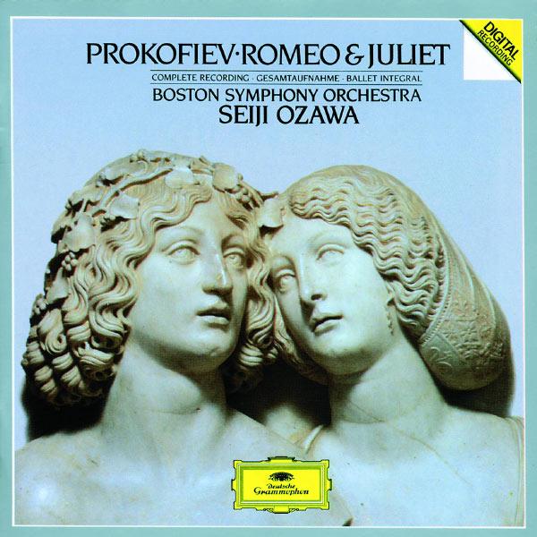 Boston Symphony Orchestra|Prokofiev: Romeo & Juliet, op.64 (2 CDs)