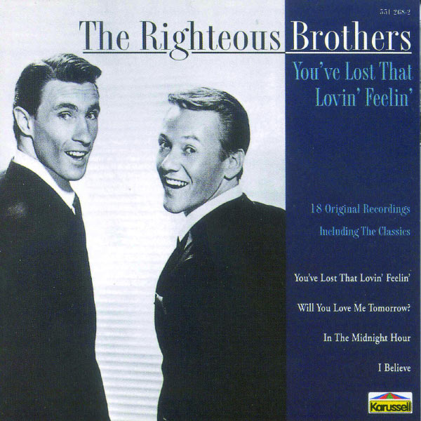 The Righteous Brothers|You've Lost That Lovin' Feelin'