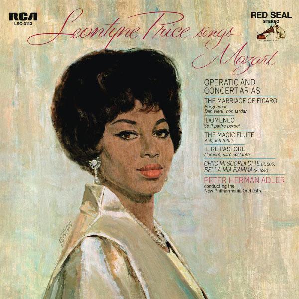 Leontyne Price - Leontyne Price sings Mozart