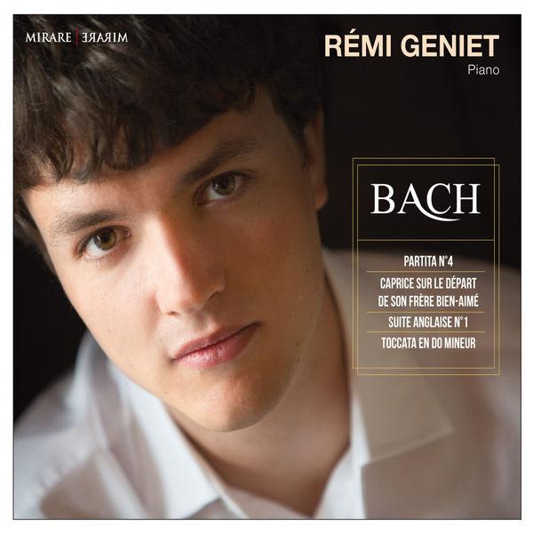 Rémi Geniet - Bach