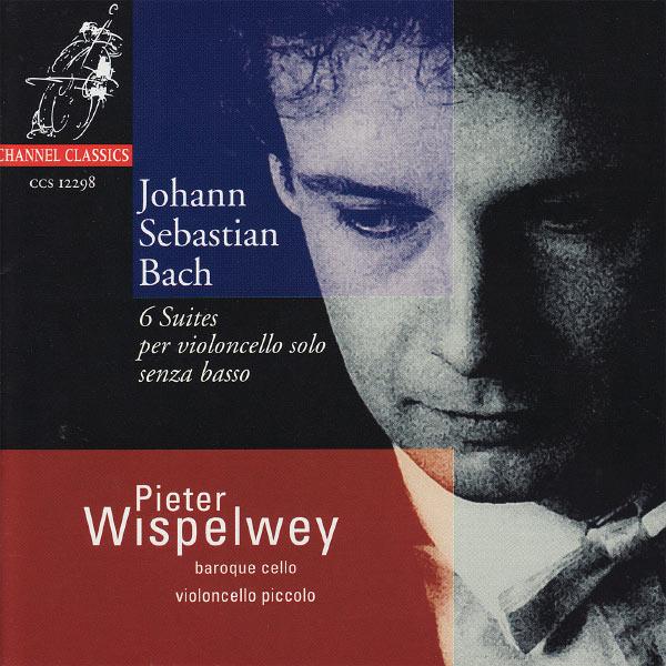 Pieter Wispelwey - Bach: 6 Suite per Violoncello sol