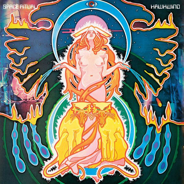 Hawkwind - Space Ritual (HD 24/48) (Édition StudioMasters)