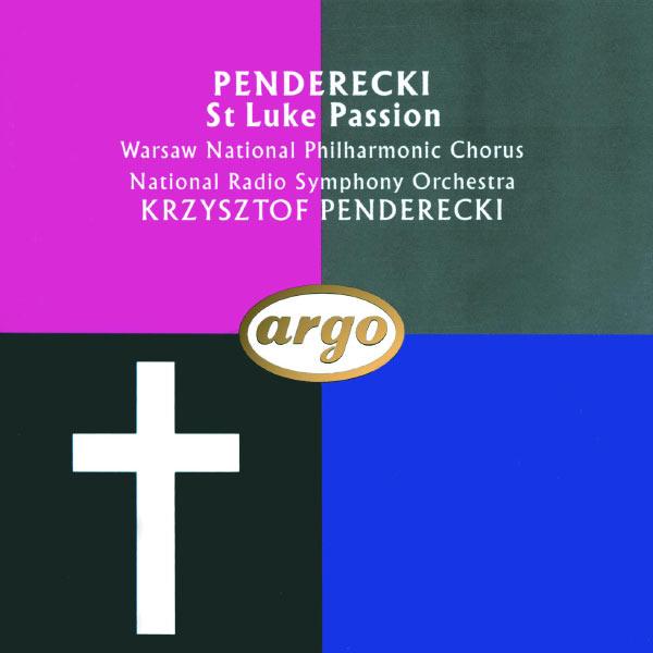 Sigune von Osten - Penderecki: St. Luke Passion