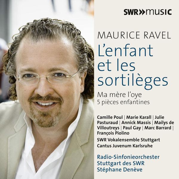 Stéphane Denève - Ravel : Orchestral Works, Vol. 5
