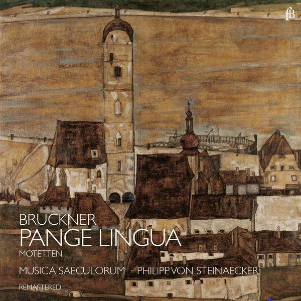 """Philipp von Steinaecker - Bruckner """"Pange Lingua"""""""
