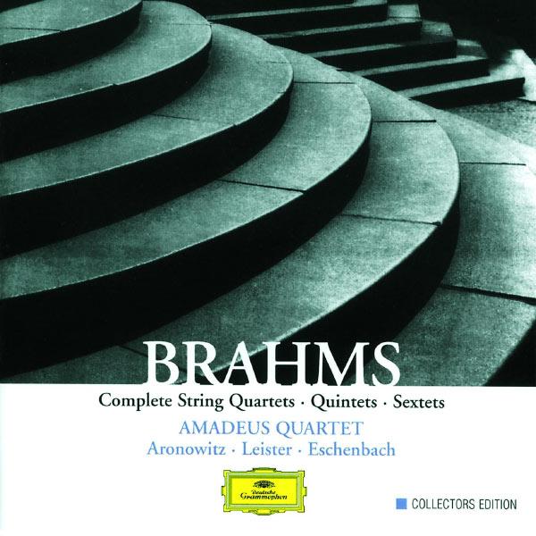 Amadeus Quartet - Brahms: Complete String Quartets, Quintets & Sextets
