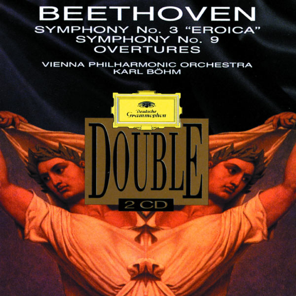 "Wiener Philharmonic Orchestra - Beethoven: Symphonies Nos.3 ""Eroica"" & 9 ""Choral""; Overtures"