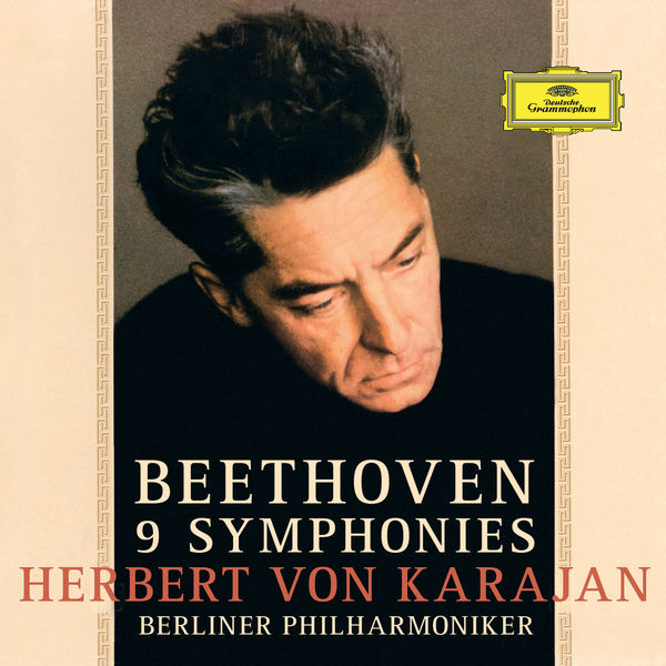 Herbert von Karajan - Beethoven : 9 Symphonies (1963)