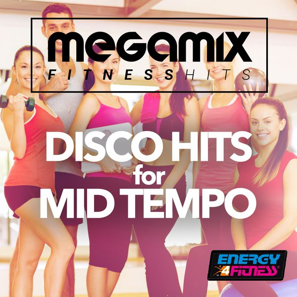 Various Artists - Megamix Fitness Disco Hits for Mid Tempo