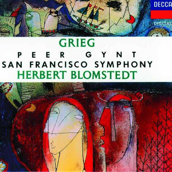 San Francisco Symphony Chorus - Grieg: Peer Gynt (Incidental Music)