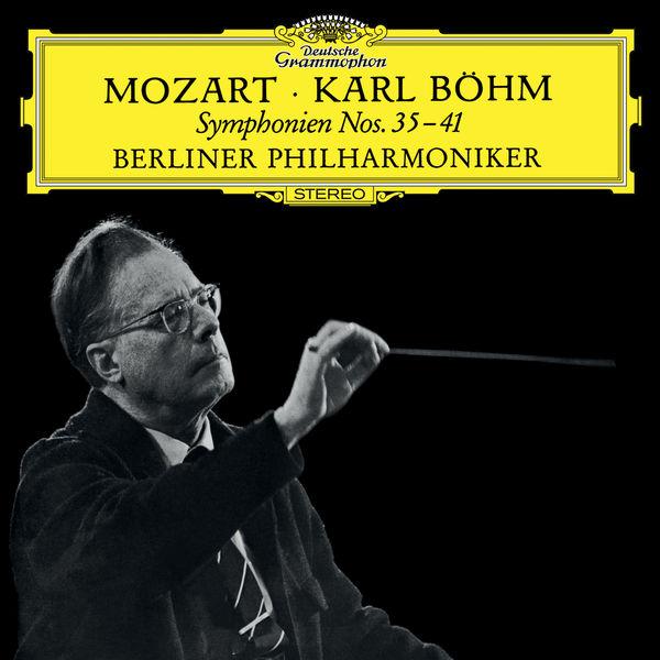 """Karl Böhm - Mozart: Symphonies Nos.35 """"Haffner"""", 36 """"Linzer"""", 38 """"Prager"""", 39, 40, 41 """"Jupiter"""""""