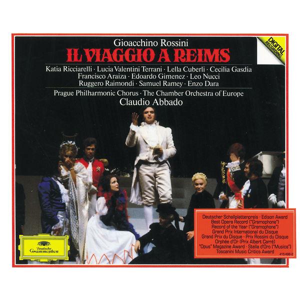 Claudio Abbado - Rossini : Il Viaggio a Reims