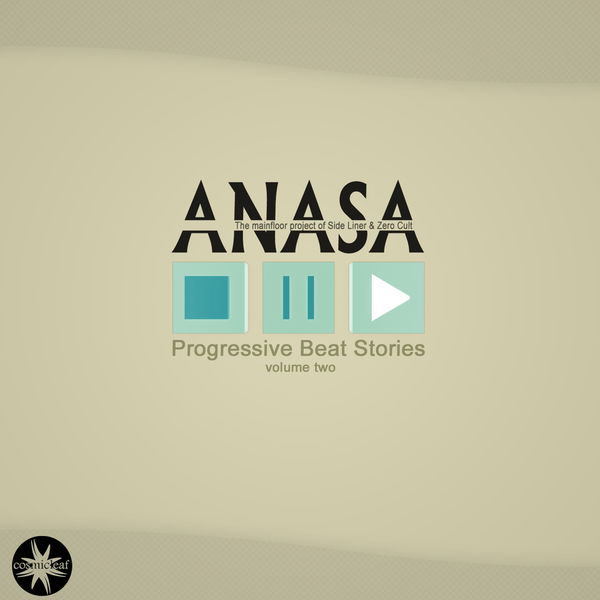 Side Liner - Progressive Beat Stories, Vol. 2