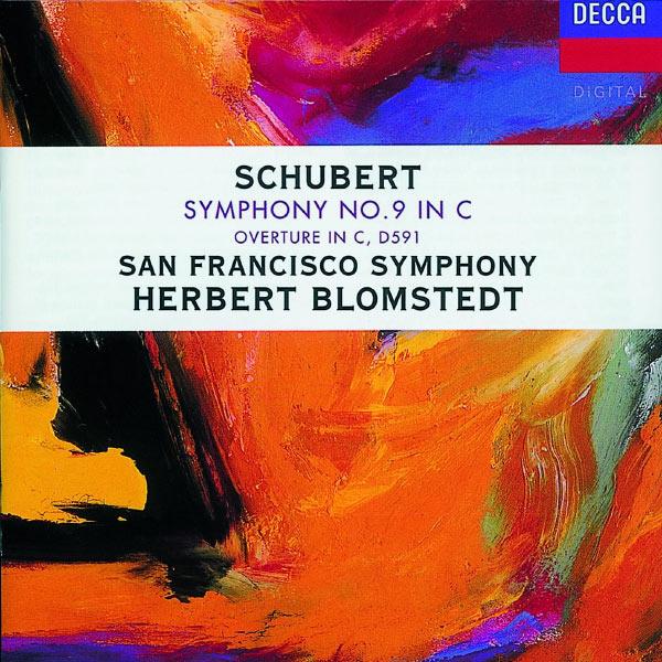 San Francisco Symphony - Schubert: Symphony No.9; Overture in C