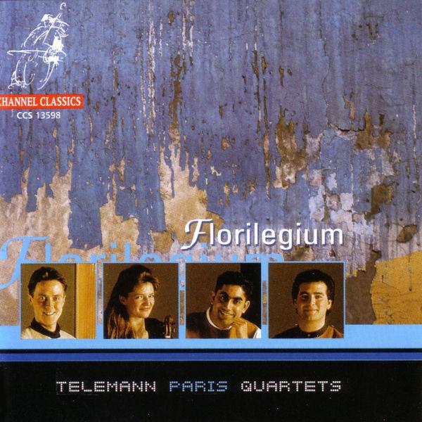 Georg Philipp Telemann - Telemann: Paris Quartets