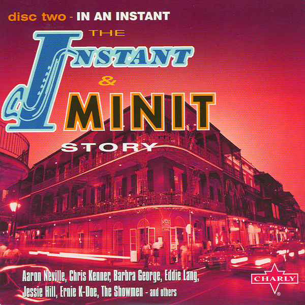 Various Artists - The Instant & Minit Story CD 2