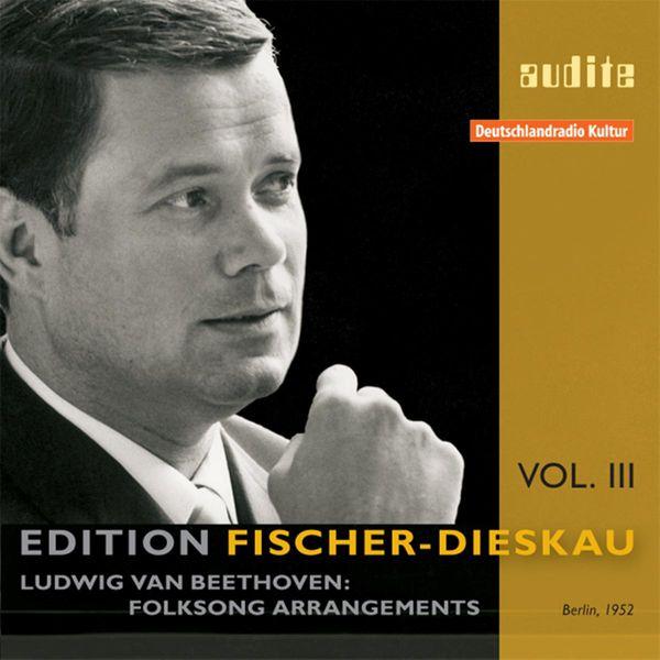 Dietrich Fischer-Dieskau - Edition Fischer-Dieskau, Vol. 3 (1952)