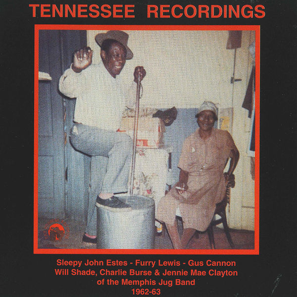 Various Artists - Tennessee Recordings: The George Mitchell Collection
