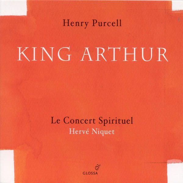 Hervé Niquet - Purcell, H.: King Arthur [Opera]