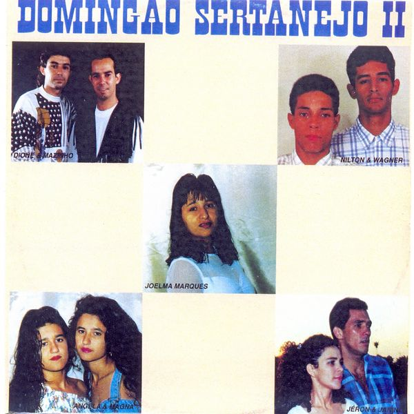 Various Artists - Domingão Sertanejo, Vol. 2