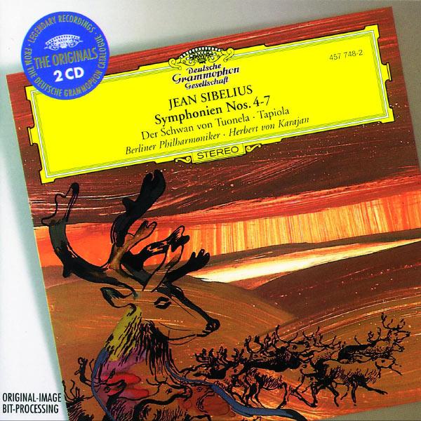 Berliner Philharmoniker - Sibelius: Symphonies Nos.4-7; The Swan of Tuonela; Tapiola