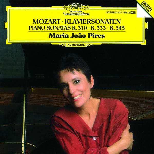 Maria João Pires - Mozart: Piano Sonatas K.310, K.333 & K.545